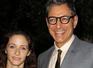 Jeff Goldblum Expecting Baby Boy With Wife Emilie Livingston