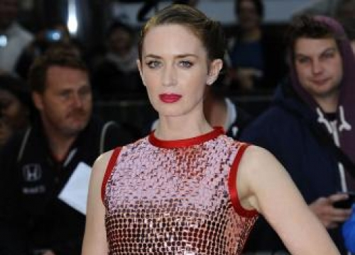 Emily Blunt: Hollywood Makes Movies For Teen Boys