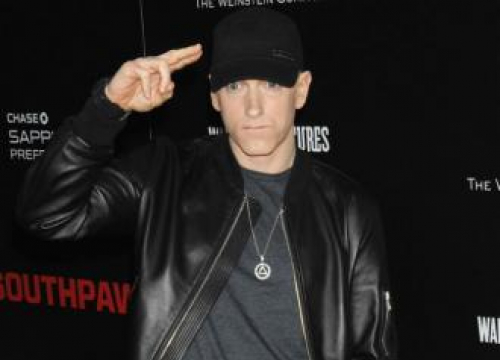 Eminem Launches Revival Pop Up Spaghetti Store