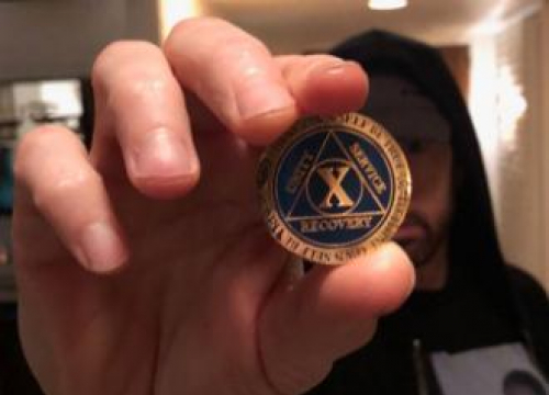 Eminem Has Been Sober For 10 Years