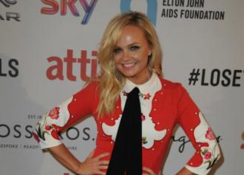 Emma Bunton Dances To Own Songs
