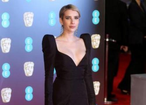 Emma Roberts Had Sophisticated BAFTA Style
