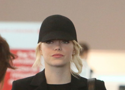 Emma Stone And Husband Dave Mccary Producing Movie Together