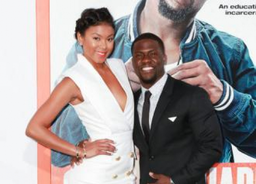 Kevin Hart 'Lucky' To Have Wife Eniko Parrish