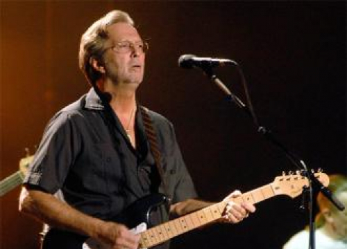 Eric Clapton's Alternate Career Aspiration