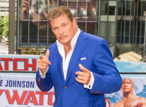 David Hasselhoff Could Reboot 'Knight Rider' With James Gunn