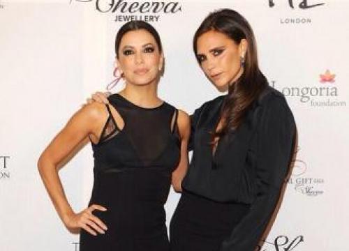 Eva Longoria Relies On Victoria Beckham For Style Advice