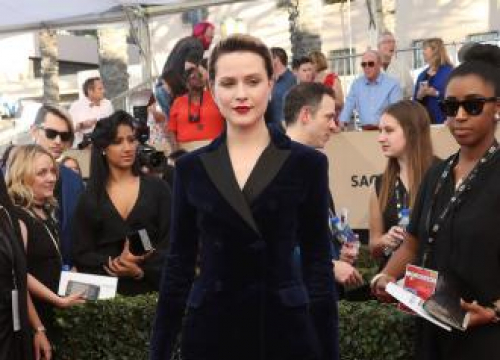 Evan Rachel Wood Acts Out Her Problems