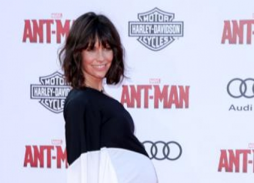 Evangeline Lilly is pregnant