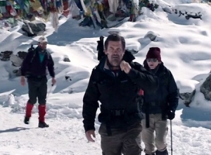 Destruction And Disaster Abound In New Everest Trailer