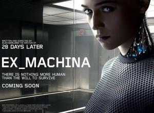 Alex Garland's 'Ex_Machina' Touches A Real Nerve