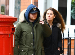 Ed Sheeran Gets Engaged To Childhood Love Cherry Seaborn
