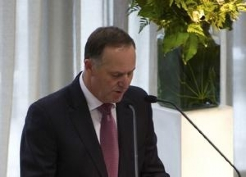 Prime Ministers Of New Zealand And Italy Quit