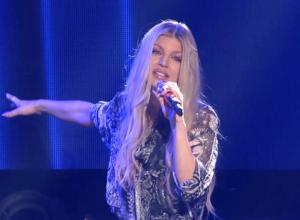 Fergie - Big Girls Don't Cry (2015 New Year's Rockin' Eve) Video