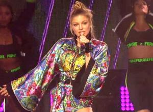Fergie - L.A.LOVE (la la) (2015 New Year's Rockin' Eve) Video