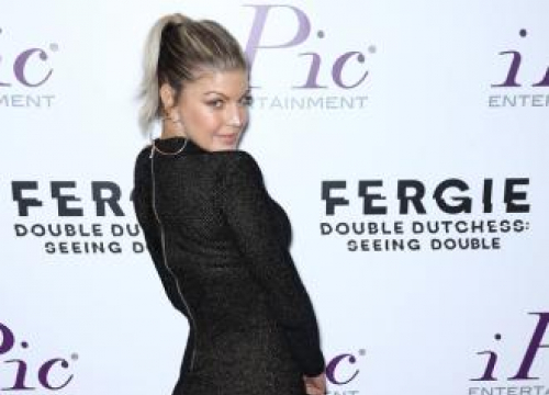 Fergie Has Less 'free Time' Since Being A Mother