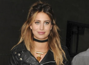Ferne Mccann Breaks Social Media Silence After Confirming Pregnancy