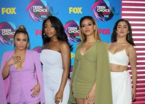 Fifth Harmony Among Big Teen Choice Awards Winners