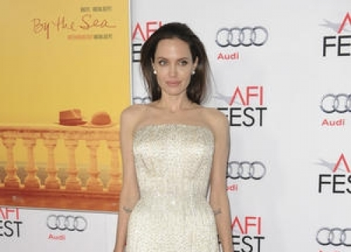 Angelina Jolie Turns Attention To New War Biopic
