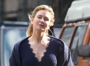 Renee Zellweger Is Bridget Jones Again As Filming Begins In London [Pictures]