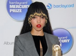 FKA twigs couldn't wait to share Mercury Prize news