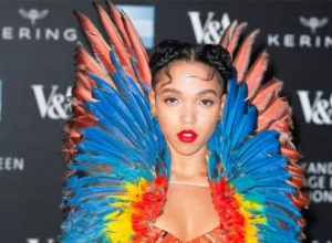 FKA Twigs pays tribute to Alexander McQueen