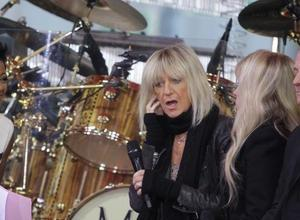 Mick Fleetwood Falls Ill At Fleetwood Mac Gig