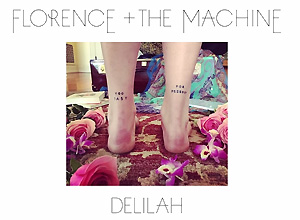 Florence + The Machine - Delilah [Audio] Video