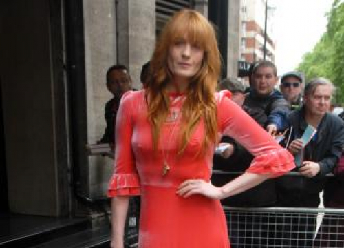 Florence Welch: 'Hedonism Was A Disguise From Shyness'