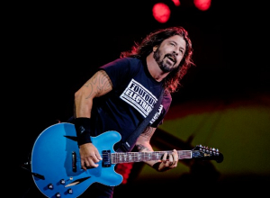 The best of Rock and Roll Hall of Fame inductees the Foo Fighters