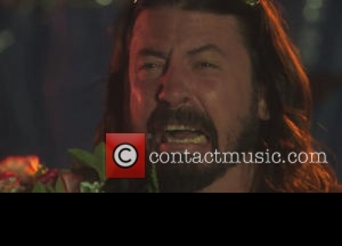 Foo Fighters Share X-ray Snap After Dave Grohl's Stage Fall
