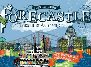 Forecastle Completes 2015 Line-Up With The War On Drugs And Mariachi El Bronx