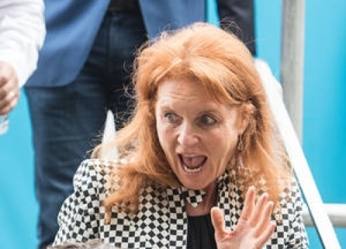 Sarah Ferguson Moves To Switzerland