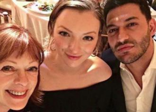 Francesca Eastwood 'Excited' About Pregnancy