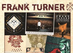Frank Turner - The Third Three Years Album Review