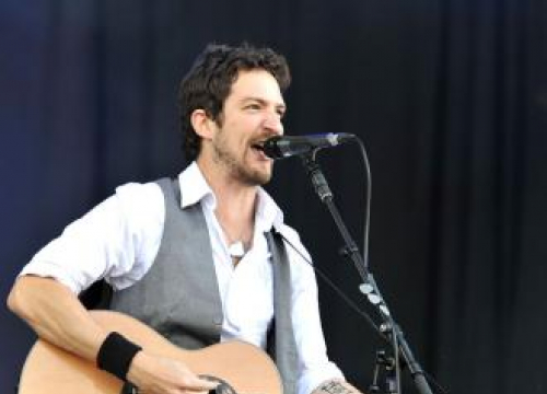 Frank Turner's New Album Will Include Re-worked Hits