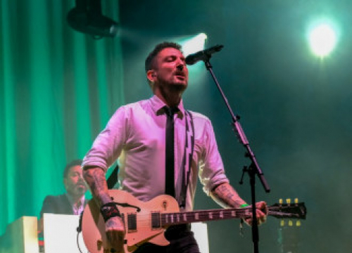 Frank Turner Admits Lockdown Extension Is 'Another Blow' For Music Industry