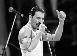 Freddie Mercury: Gone but never forgotten