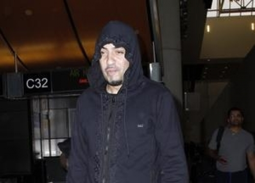 French Montana Mourns Rapper Chinx At Funeral