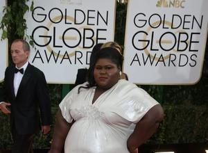 The Golden Globe For Best Comeback Goes To Gabourey Sidibe