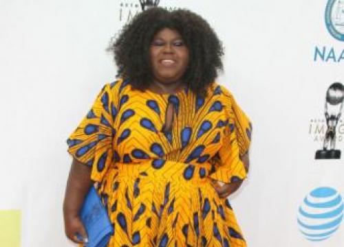 Gabourey Sidibe Spends Weeks In Bed