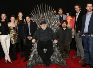 Read George R.R. Martin's Original Letter Pitching 'Game Of Thrones'