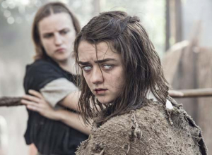 Maisie Williams Has A Great Idea For A 'Game Of Thrones' Ending