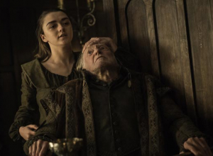 Maisie Williams Says 'Game Of Thrones' Won't Film Multiple Endings