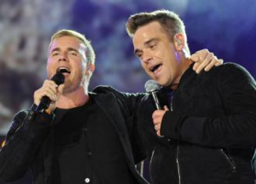 Robbie Williams Won't Rejoin Take That In 2022