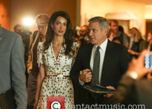 George And Amal Clooney Reluctant To Decide Twins' Names Before Birth