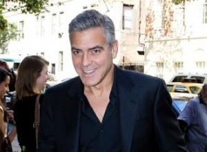 George Clooney hosts rehearsal dinner