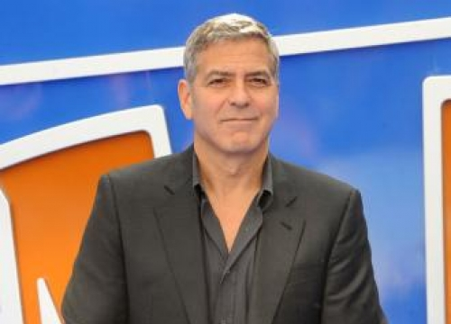 Don't fight ageing, says George Clooney