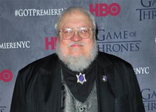 George R. R. Martin's The Ice Dragon Getting Animated Treatment