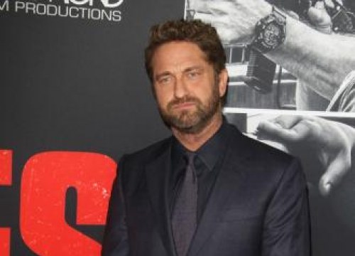 Gerard Butler Hosts Fundraiser For California Wildfires Victims